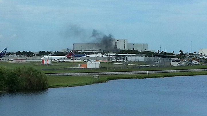 fire at airport1