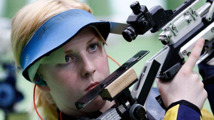 Rio Olympics Shooting Women