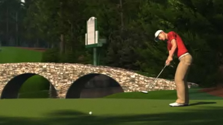 Masters Golf Game