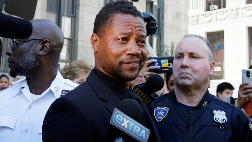 Sexual Misconduct Cuba Gooding Jr