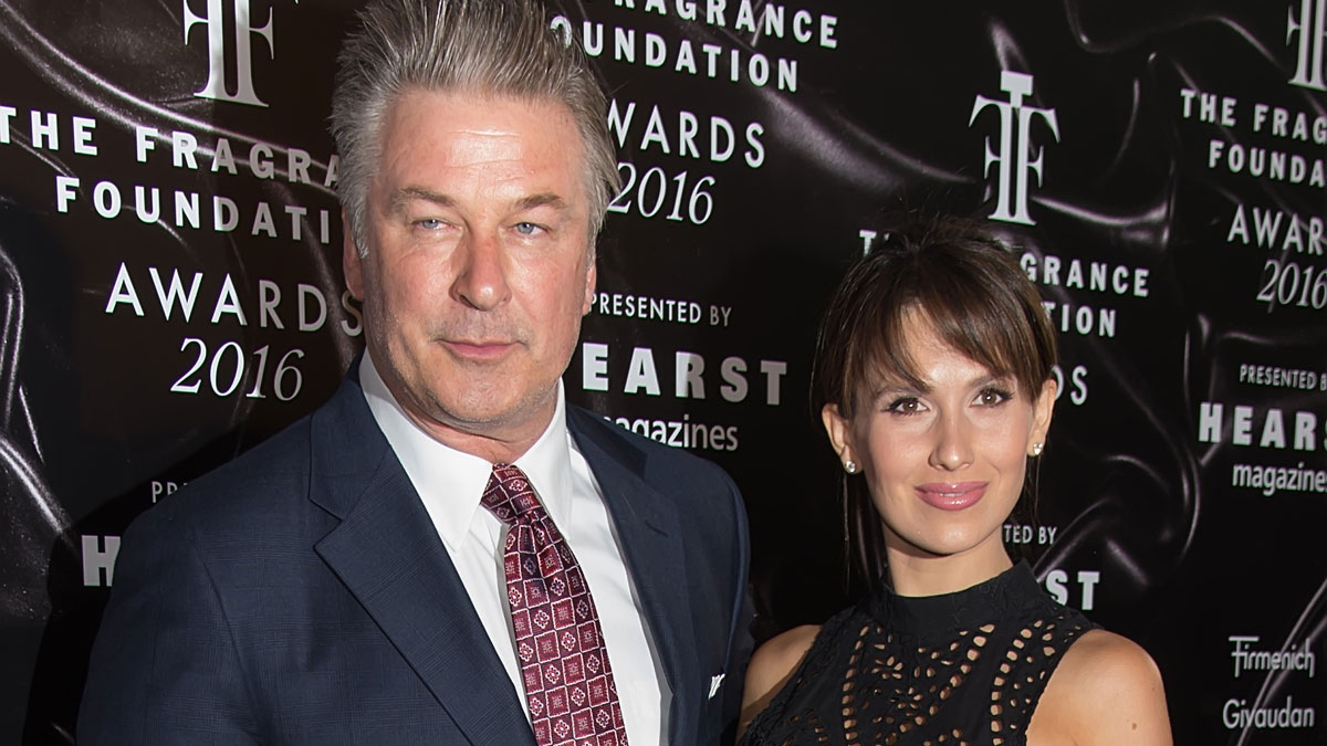 Alec Baldwin's Wife Hilaria Is Pregnant 4 Months After ...