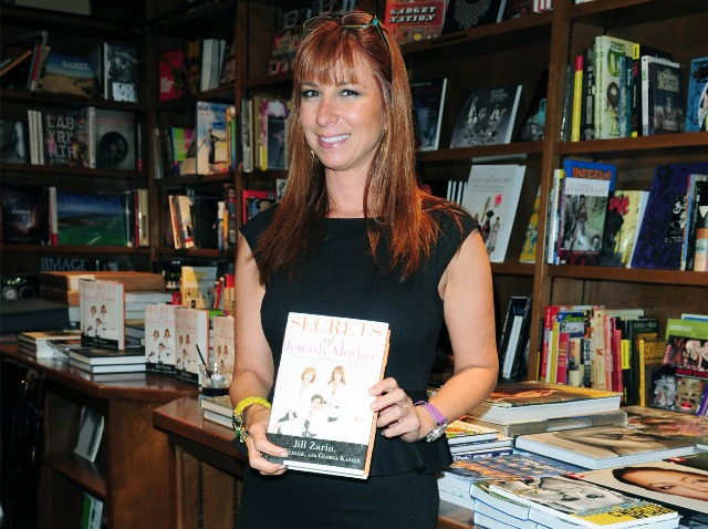 jill zarin books and books