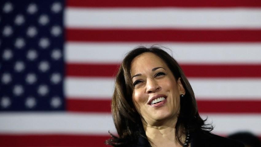 Election 2020 Harris