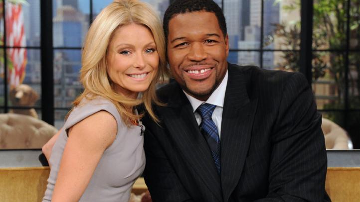 TV-Ripa's Co-Host