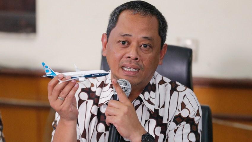 Indonesia Lion Air Crash