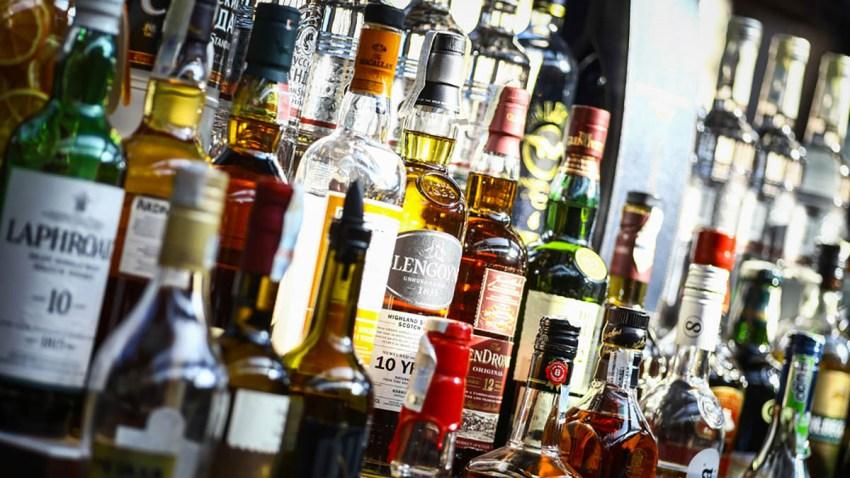 liquor bottles store shutterstock_355582886