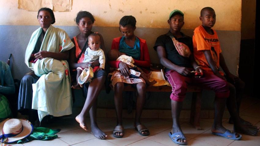 Madagascar Measles Epidemic
