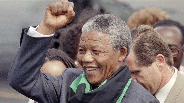 Nelson Mandela US