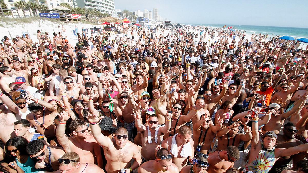 No Beach Booze In March Panama City