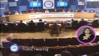 miami dade school board meeting screen grab