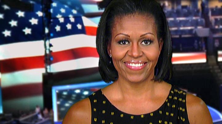 Late Show Michelle Obama