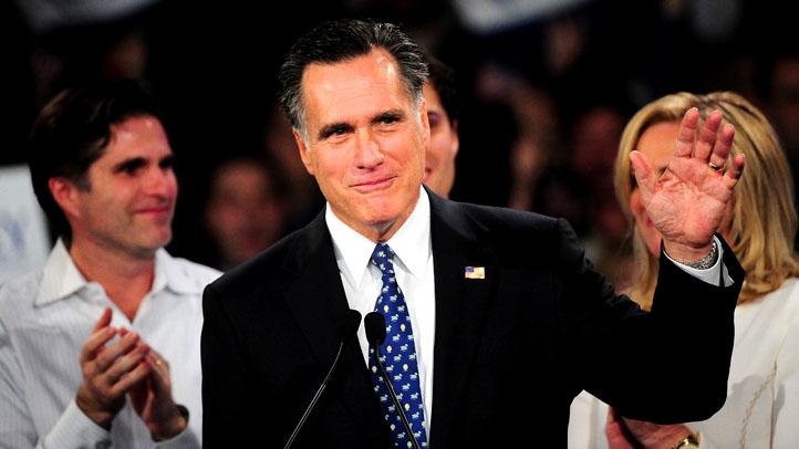 Mitt Romney in NH