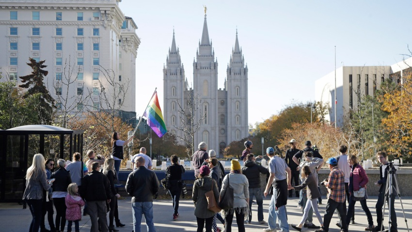Mormons LGBTQ