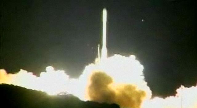 Nasa Rocket 1