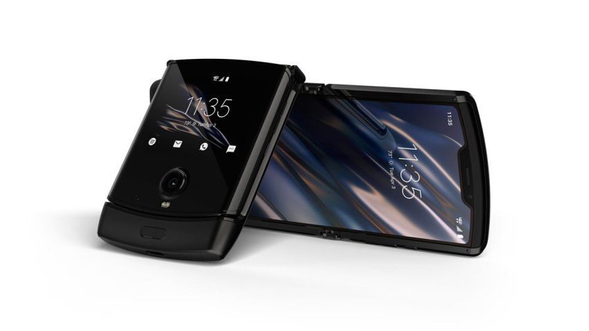 Motorola Foldable Phone