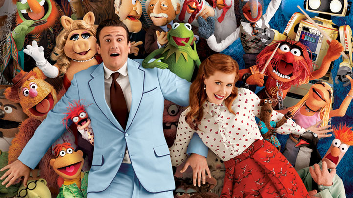 The Muppets jason segal amy adams