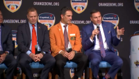 Florida-Virginia Bowl Matchup: 'A Lot of Orange and Blue'
