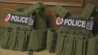 police ballistic vests
