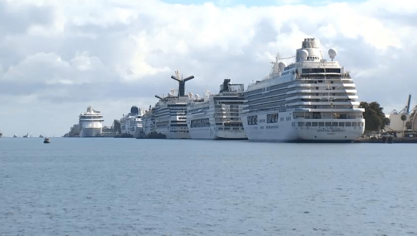 CDC publican una guía actualizada para el retorno seguro de la industria de cruceros