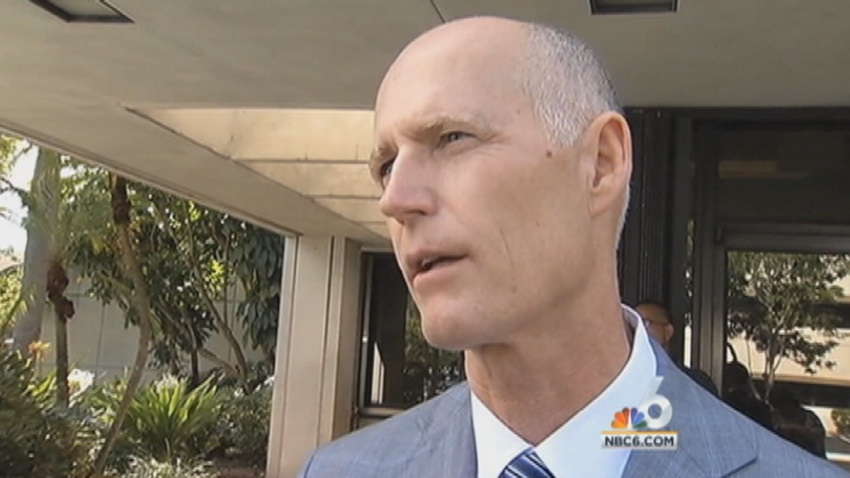 rick scott medicaid expansion