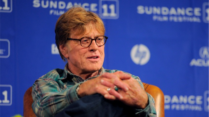 robert redford sundance london