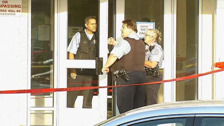 security guard shooting