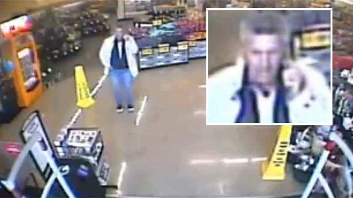 Man Stuffs Shrimp Down Pants in California Grocery Thefts
