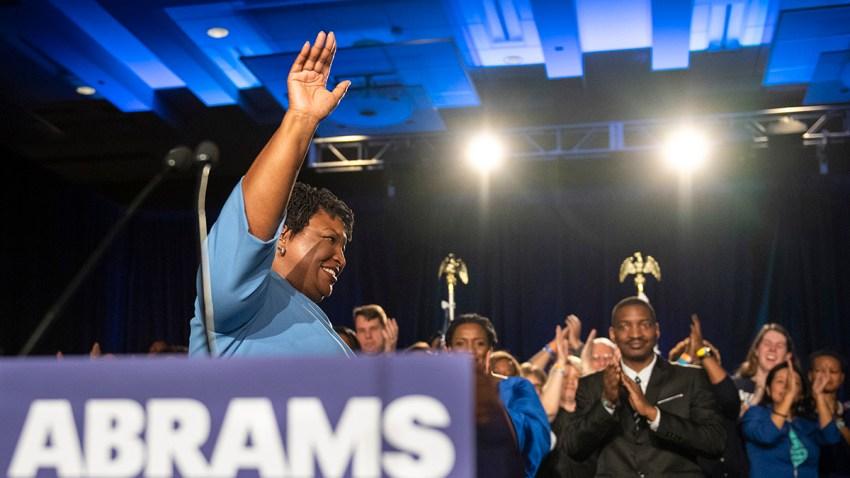 Election 2018 Governor Abrams Georgia