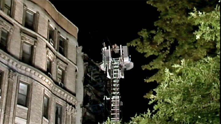 staircase collapse