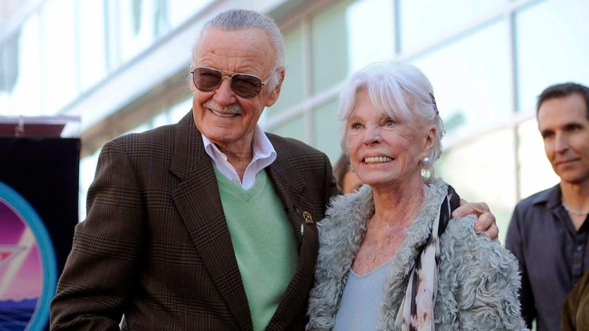 Obit Stan Lee Wife