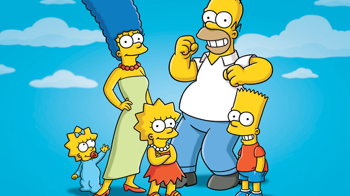 TV Fox The Simpsons
