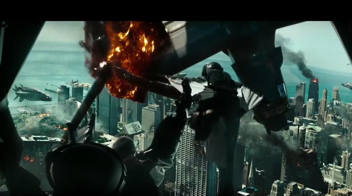 transformers stunt