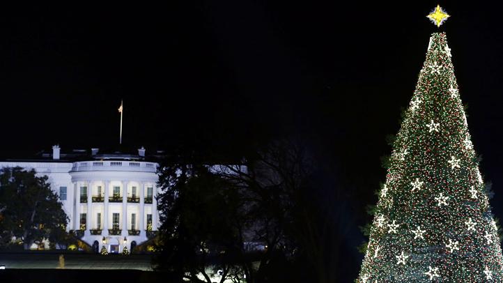 Obama National Christmas Tree