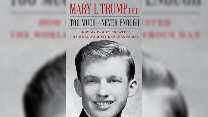 """Too Much and Never Enough,"" a harsh portrait of the current President of the United States painted by his niece Mary Trump, will be put on sale two weeks early, according to the book's publisher."