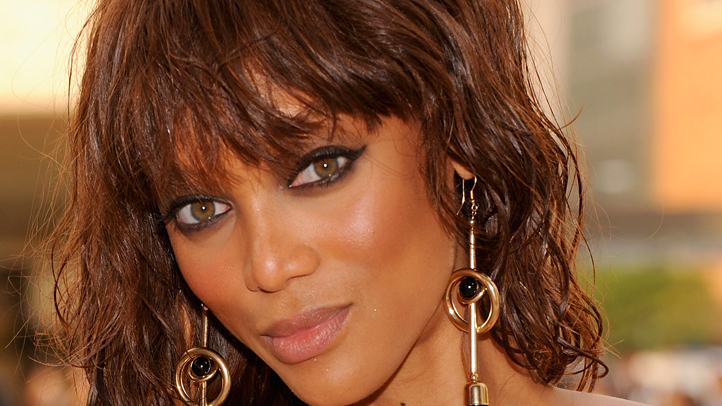 "Tyra Banks fires ""America's Next Top Model"" co-stars"