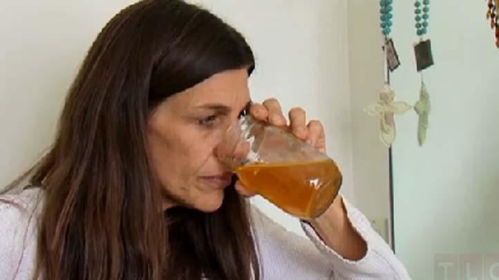 urine TLC Strange Addiction