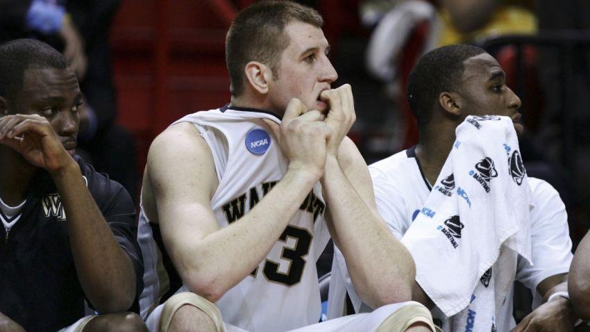 NCAA Wake Forest Cleveland St Basketball