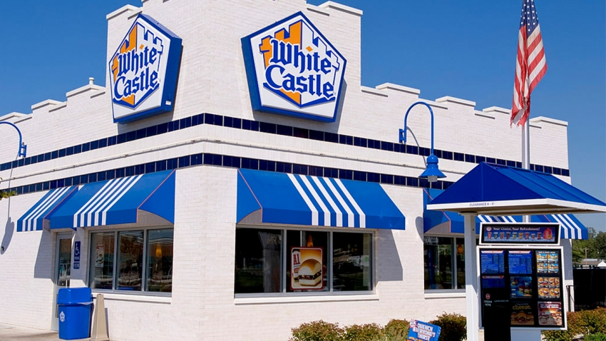 white castle opening florida location