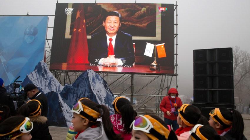 China Beijing Winter Olympics