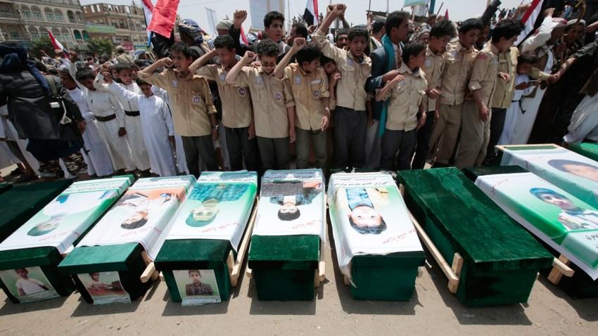 Yemen Civilian Deaths