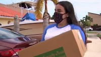 Helping Hands: South Florida Teen Aims to Feed 100k Families During Pandemic