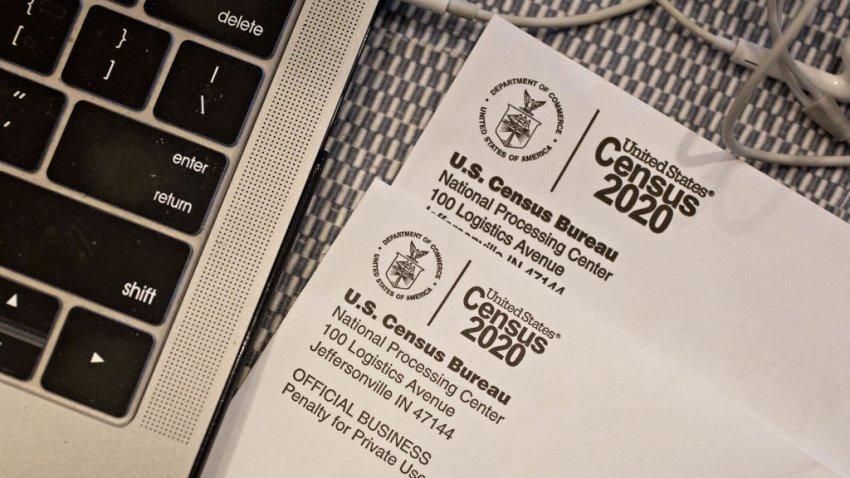 U.S. Census 2020 mailings