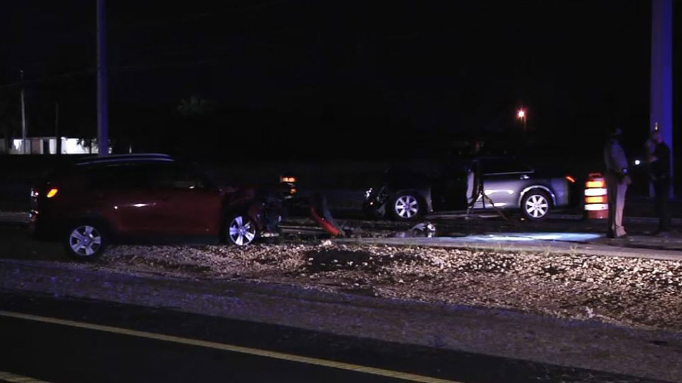 1 Dead, 4 Injured in Southwest Miami-Dade Wrong-Way Collision