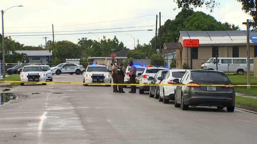 2 Killed 1 Juvenile Injured In Gould Double Shooting