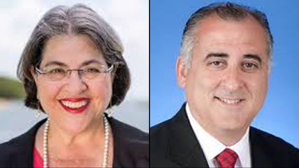Miami-Dade Mayoral Candidates Visit Early Voting Sites in Final Stretch of Campaign