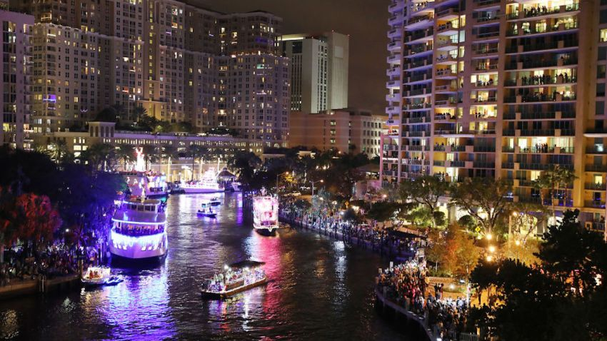 Fort Lauderdale Christmas Boat Parade 2020 2020 Winterfest Boat Parade in Fort Lauderdale Canceled Due to