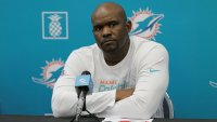 Flores Taking Blame, But Dolphins' Issues Run Deeper