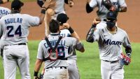 Miami Marlins Resume Season and Win With 18 New Players
