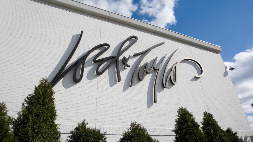 Lord & Taylor department store at the Willowbrook Mall.