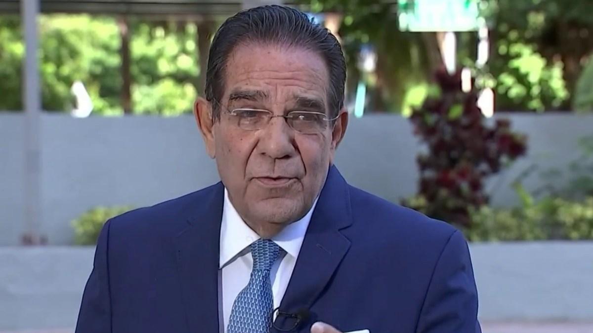 Longtime South Florida Politician Xavier Suarez Talks About Vision For Miami-Dade Mayor
